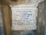Tomba Elbano Gasperi