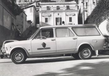 Autoambulanza anni 70