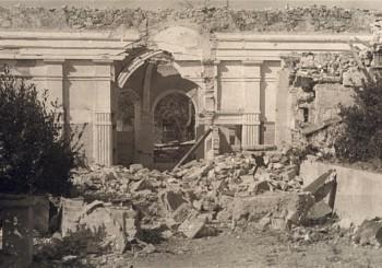 Bombardamento sul Cimitero
