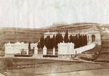 Il cimitero della Misericordia